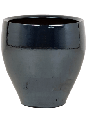 Amora Couple Metal Blue 32 - Planter