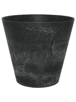 Artstone Claire pot black 17 - Plantenbak