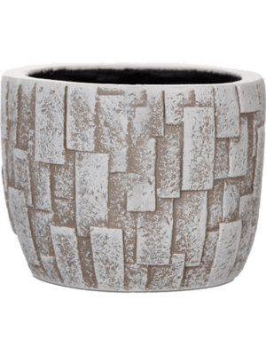 Capi Nature Stone Pot oeuf III ivoire 15 - Bac