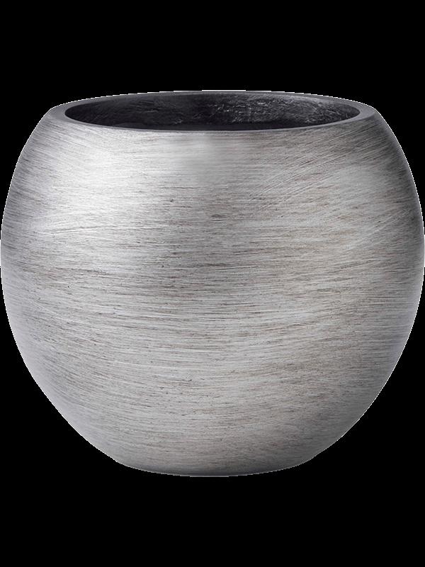 capi Capi Nature Retro Vase Ball Silver 17 - Planter - Main image