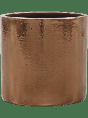 Cylinder Pot Gold 40 - Bac