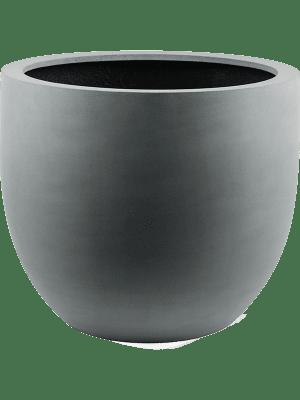 Argento Egg Pot Natural Grey 55 - Plantenbak