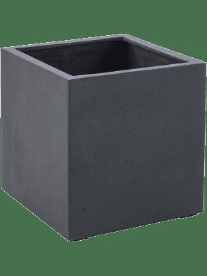Grigio Cube Anthracite-concrete  - Bac
