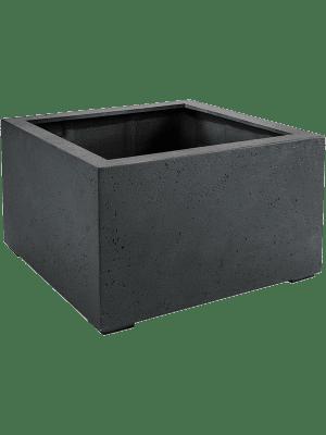 Grigio Low Cube Anthracite-concrete  - Bac