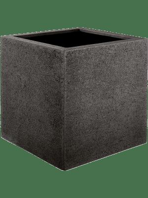 Struttura Cube Dark Brown  - Pflanzgefasse