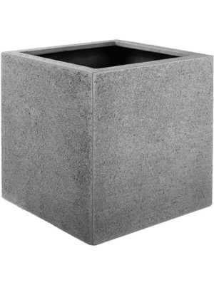 Struttura Cube Light Grey  - Pflanzgefasse