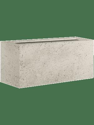 Grigio Box Antique White-concrete  - Bac