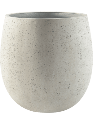 Grigio Balloon Antique White-concrete 42 - Plantenbak