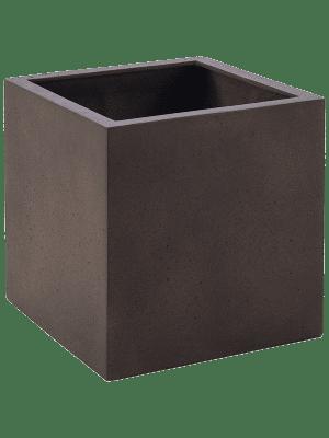 Grigio Cube Rusty Iron-concrete  - Bac