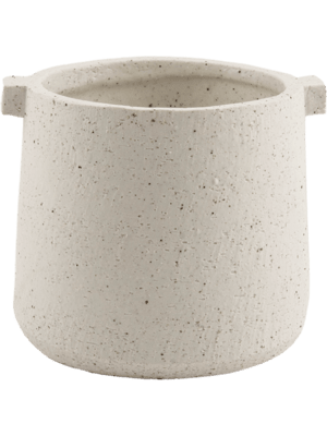 Knob Large Orchidpot White 20 - Planter