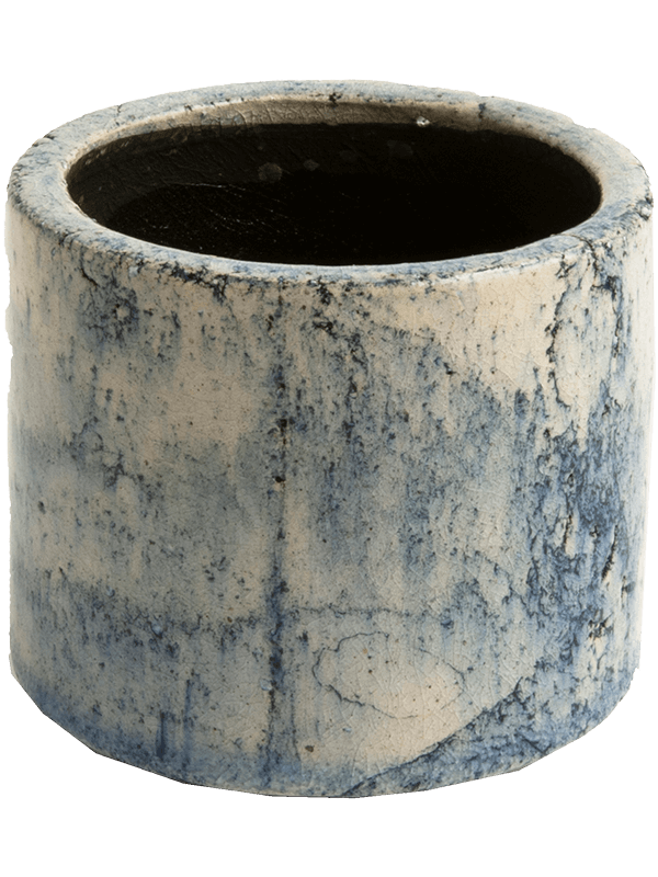 d&m Fracture Pot Petrol 21 - Plantenbak - Main image