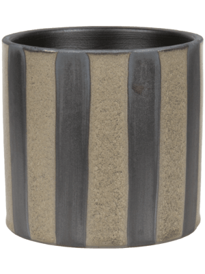 Fillet Large Orchidpot Grey Green 16.5 - Pflanzgefasse