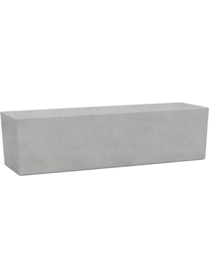 Ecoline Rise Regular Rectangle  - Planter