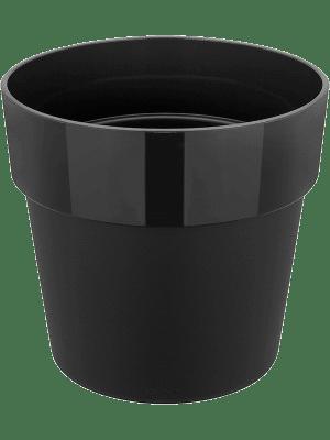 B. For Original Round Living Black 22 - Plantenbak