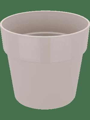 B. For Original Round Wheels Warm Grey 35 - Pflanzgefasse