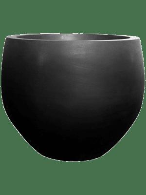 Natural Orb M Black 53 - Planter