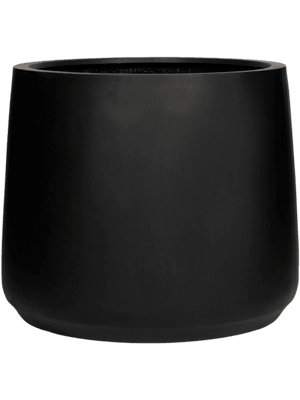 Natural Patt S Black 42 - Pflanzgefasse