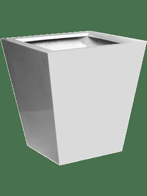 Fiberstone Glossy white jumbo thom XL  - Planter