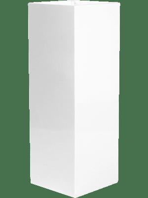Fiberstone Glossy white yang  - Planter