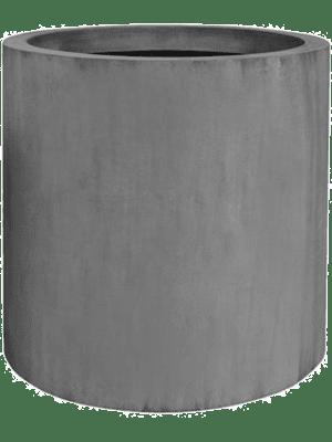 Fiberstone Jumbo max grey M 70 - Planter