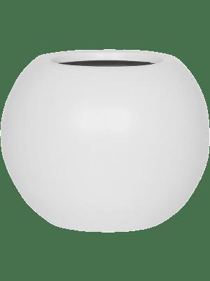 pottery pots Fiberstone Beth S Matt white 31 - Plantenbak