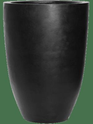 Fiberstone Ben black XL 52 - Pflanzgefasse