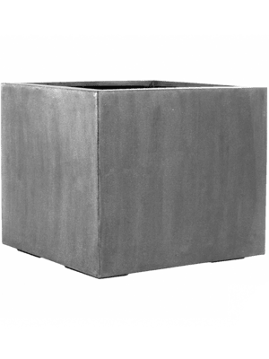 Fiberstone Jumbo without feet grey L  - Bac