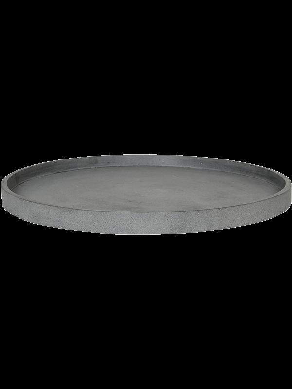 Fiberstone Saucer Round M Grey - Main image