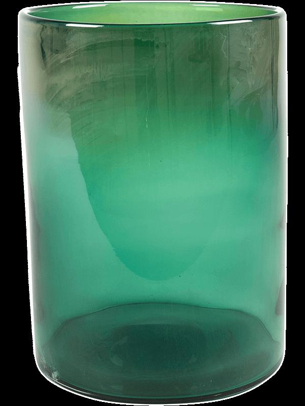 Vivien Vase Shiny Green - Main image