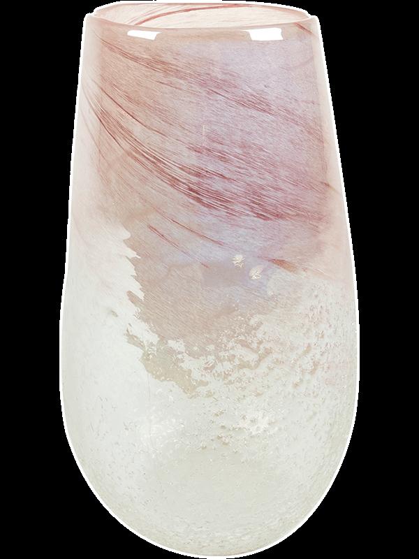 Ivy Vase Pearl Pink - Main image