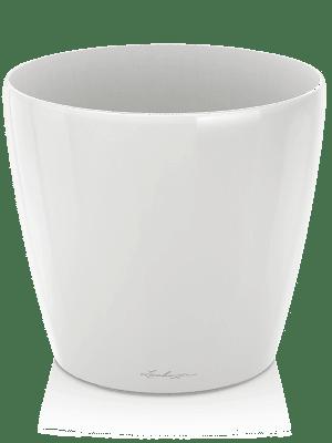 Lechuza Classico Weiß 50 - Pflanzgefasse