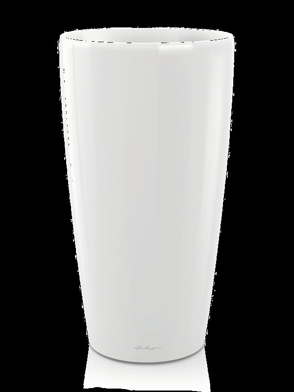lechuza Lechuza Rondo White 32 - Planter - Main image