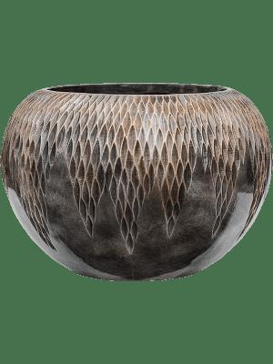 Luxe Lite Universe Comet Globe bronze 39 - Planter