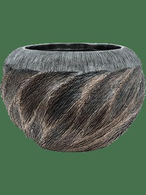 Luxe Lite Universe Wave Globe bronze 39 - Planter