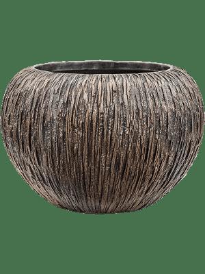 Luxe Lite Universe Waterfall Globe bronze 39 - Planter