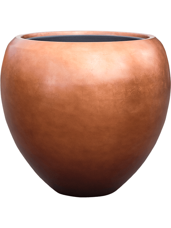 baq Metallic Silver leaf Couple matt copper (avec pochette) 60 - Bac - Main image
