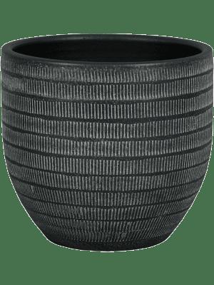 Le Havre Dark Grey 35 - Pflanzgefasse