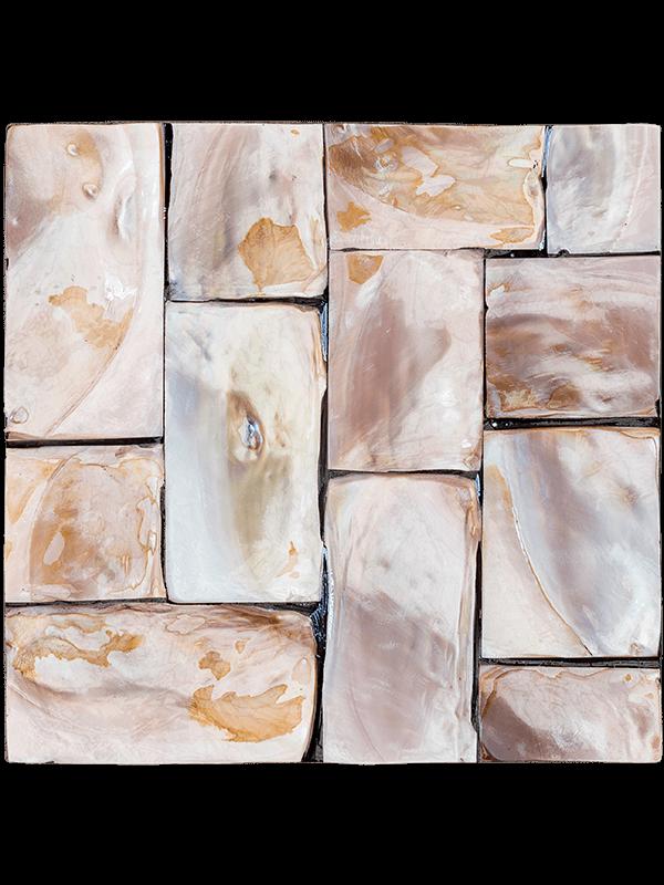 Oceana Pearl Sample Plate Brown - Main image