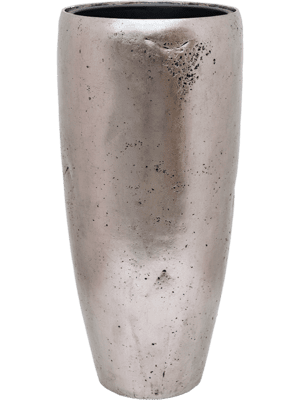 Opus Raw Partner silver (with liner) 40 - Planter