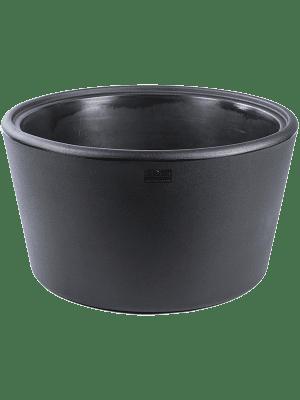 Otium Basso FP black 80 - Plantenbak