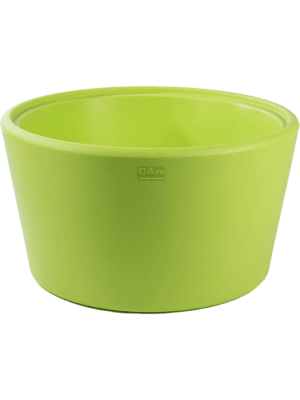 Otium Basso FP lime green 80 - Plantenbak