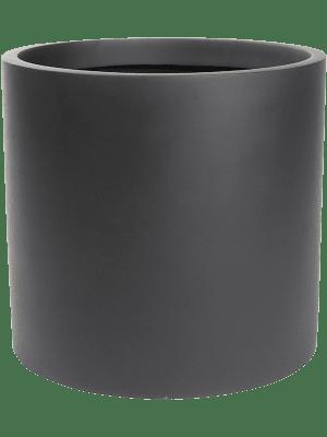 Charm Cylinder Black 52 - Plantenbak