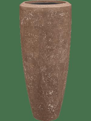 Polystone Plain Partner Rock (mit Einsatz) 37 - Pflanzgefasse