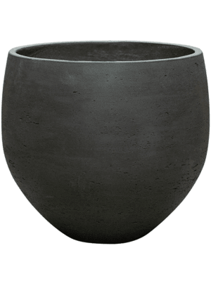 Rough Orb XXL black washed 48 - Planter