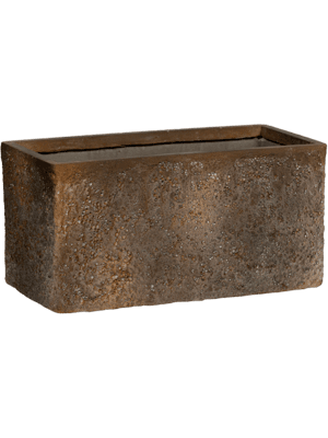 Oyster Balcony XS, Imperial Brown  - Planter