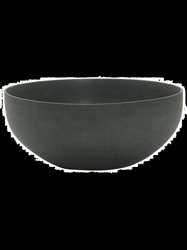 pottery pots Refined Morgana XS pine green 36 - Pflanzgefasse - Main image