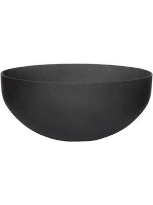 Refined Morgana XS volcano black 36.5 - Pflanzgefasse