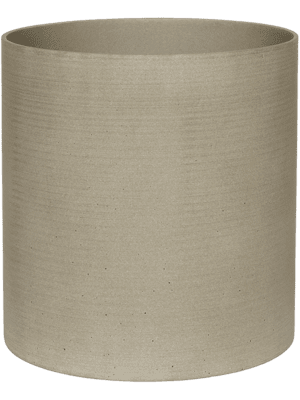 Refined Puk L Clouded Grey 25 - Planter
