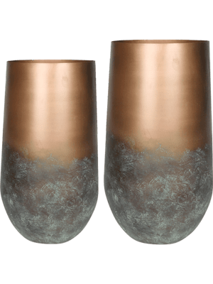 Elisa Vase Mystic Bronze (S2) 41 - Bac