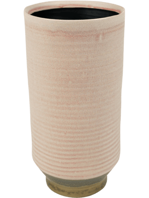 Indoor Pottery Pot High Suze Pink (per 6 pcs.) 13 - Plantenbak